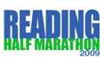 Reading Half Marathon Logo